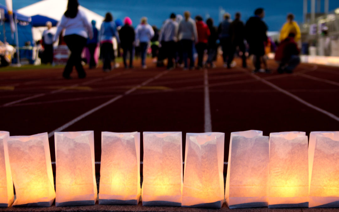 Trebles Sing at Relay for Life